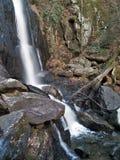 High Shoals Falls at South Mountains Royalty Free Stock Photo