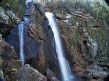 High Shoals Falls at South Mountains Stock Image