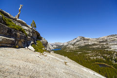 High Sierra View Royalty Free Stock Photography