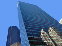 High sky scraper perspective Royalty Free Stock Images