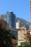 High skyscrapers in Monaco Royalty Free Stock Images