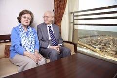 Happy Elderly Couple Stock Photos