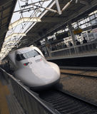 High Speed Bullet Train - Japan stock photography