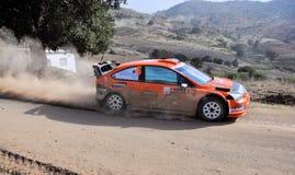 High Speed car Stock Photo
