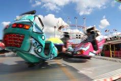 high speed carousel Стоковая Фотография RF