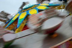 High Speed Carousel - 3 Stock Image