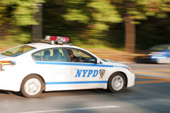 High speed chase Stock Images