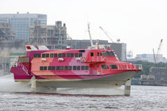High Speed Ferry Stock Photography