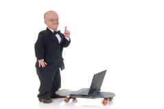 High speed internet surfing Royalty Free Stock Images