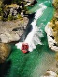 High Speed Jet Boat Ride Stock Photos