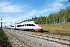 High-speed rail Stock Photography