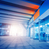 High Speed ​​Rail Station Royalty Free Stock Photography