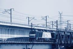 High-speed rail Royalty Free Stock Photo