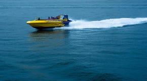 High Speed Tourist Boat, Sydney, Australia Royalty Free Stock Photos