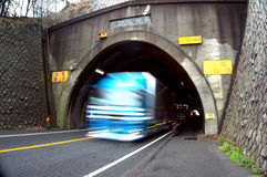 High speed track Stock Photography