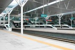 High speed train Stock Photos