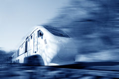 High speed train Stock Photography