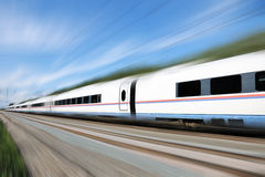 High-speed train Royalty Free Stock Photography