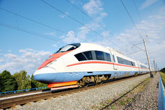 Free High-speed Train Royalty Free Stock Image - 23405496