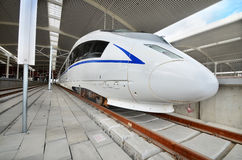 Free High Speed Train Stock Photography - 26621342