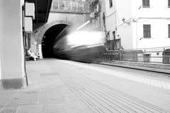 High speed train Royalty Free Stock Photos
