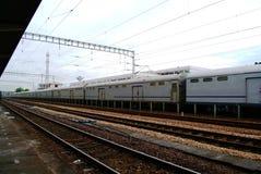High speed train of China Stock Image