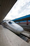 High Speed Trains China Royalty Free Stock Image