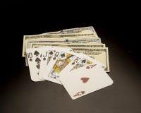 High Stakes Gamble Royalty Free Stock Image