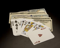 High Stakes Gamble Royalty Free Stock Images