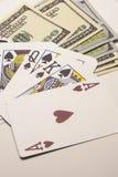 High Stakes Gamble Royalty Free Stock Photos