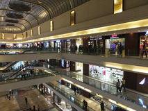High Street Phoenix Mall in Mumbai, India. The compound also hosts a five-star hotel, a multiplex, commercial space and a residential tower Royalty Free Stock Image
