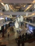 High Street Phoenix Mall in Mumbai, India. The compound also hosts a five-star hotel, a multiplex, commercial space and a residential tower Royalty Free Stock Photos