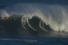 High surf Royalty Free Stock Photos