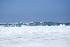 High surf Stock Image