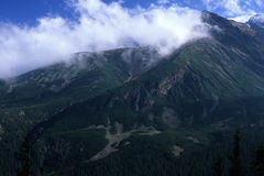 High Tatra Mountains Stock Photo