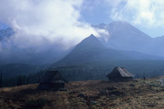 High Tatra Mountains Royalty Free Stock Photography