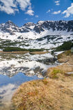 High Tatra Mountains, Karb and Koscielec Royalty Free Stock Photography