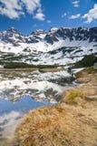 High Tatra Mountains, Karb and Koscielec Royalty Free Stock Photography