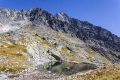 High Tatra Mountains National Park. Tatra mountains - Wildlife and breathtaking views Stock Images