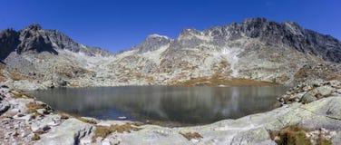 High Tatra Mountains National Park. Tatra mountains - Wildlife and breathtaking views Stock Photography