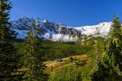 High Tatra mountains Stock Photo