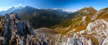High Tatra mountains Royalty Free Stock Photo
