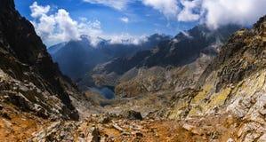 High Tatra mountains Royalty Free Stock Image
