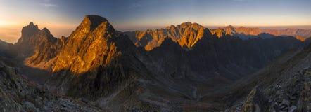 High Tatra mountains Stock Image