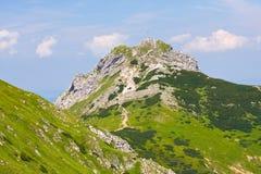 High Tatra Mountains, Poland Royalty Free Stock Image