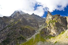 High Tatra Mountains, Poland Stock Image