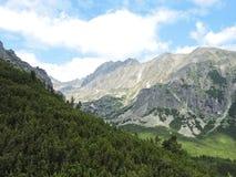 High Tatra Mountains, Slovakia Stock Image