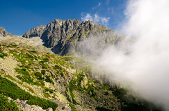 High Tatra Mountains, Slovakia Royalty Free Stock Images
