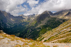 High Tatra Mountains, Slovakia Stock Images