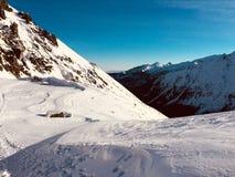 High Tatra on a sunny winter day royalty free stock image